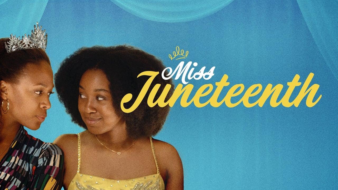 Wallpaper Filme Miss Juneteenth