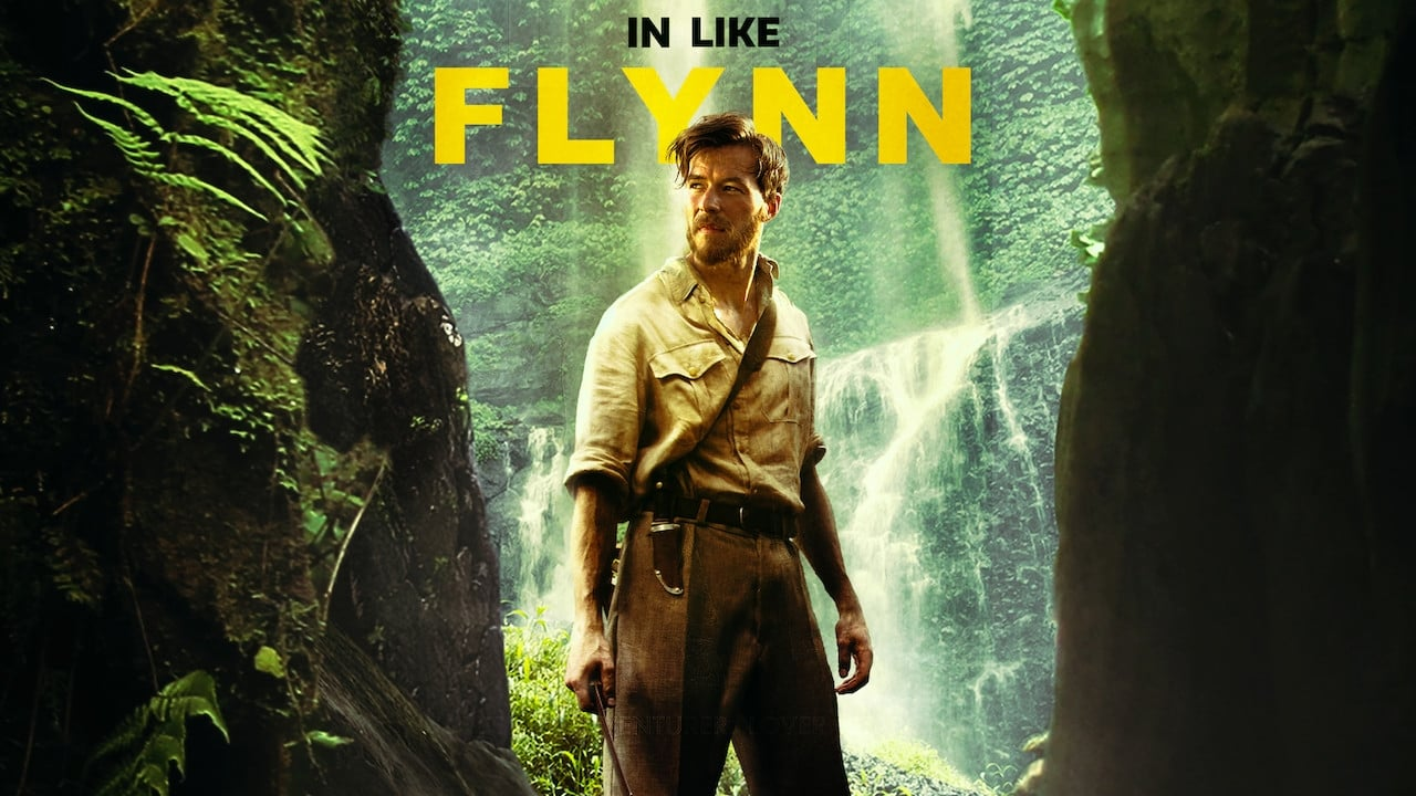 Wallpaper Filme As Aventuras de Errol Flynn