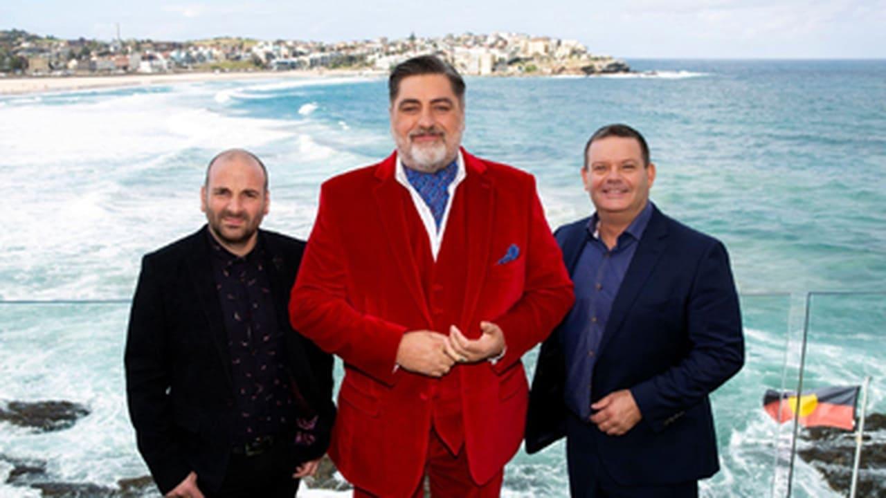 MasterChef Australia - Season 10 Episode 58 : Service Challenge - Icebergs
