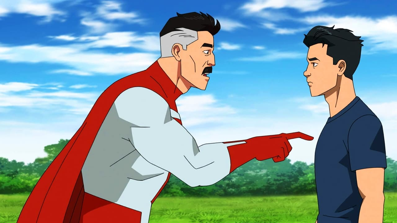 Invincible - Season 1 Episode 1 : IT'S ABOUT TIME (2021)