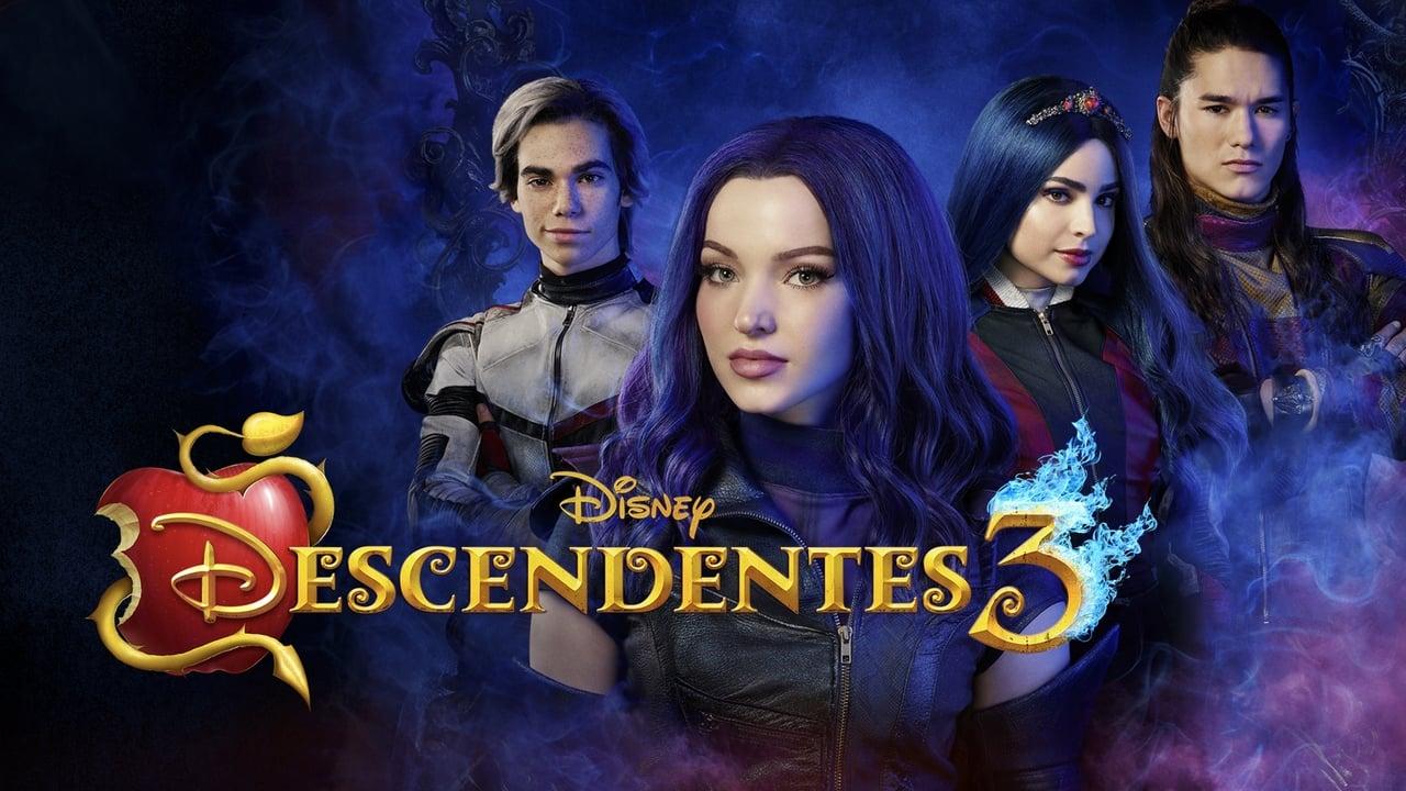 Descendants 3 4