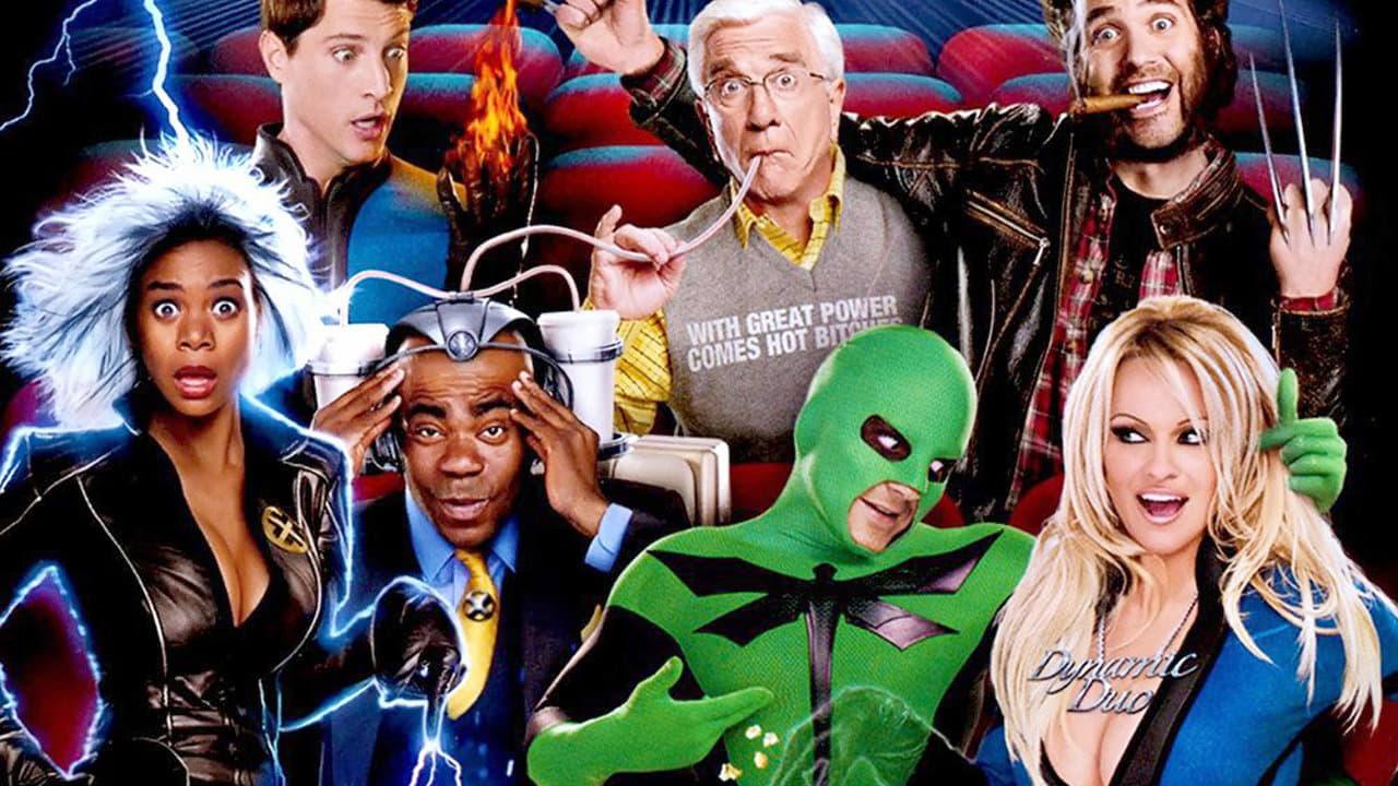 cover-Superhero Movie