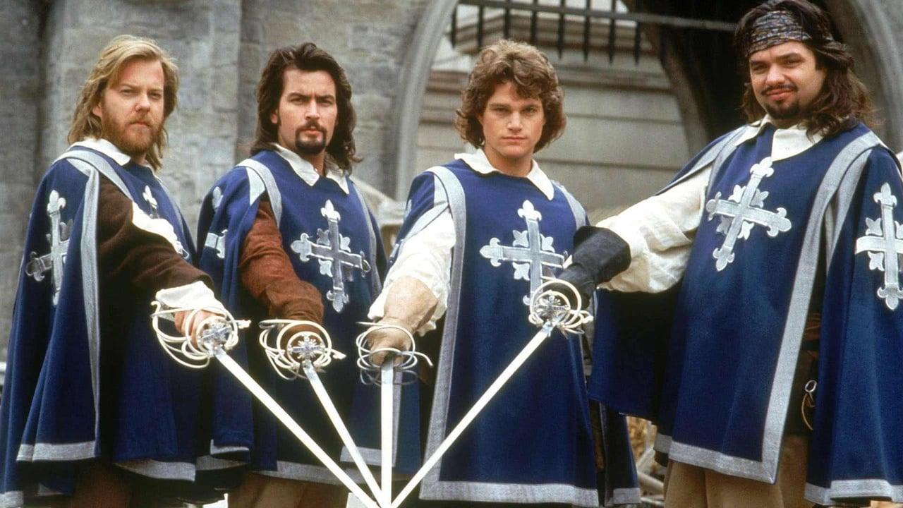 Os Três Mosqueteiros (1993) Online