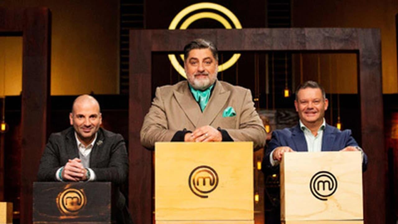 MasterChef Australia - Season 10 Episode 55 : Mystery Box Challenge - Past Seasons & Invention Test - No Rules