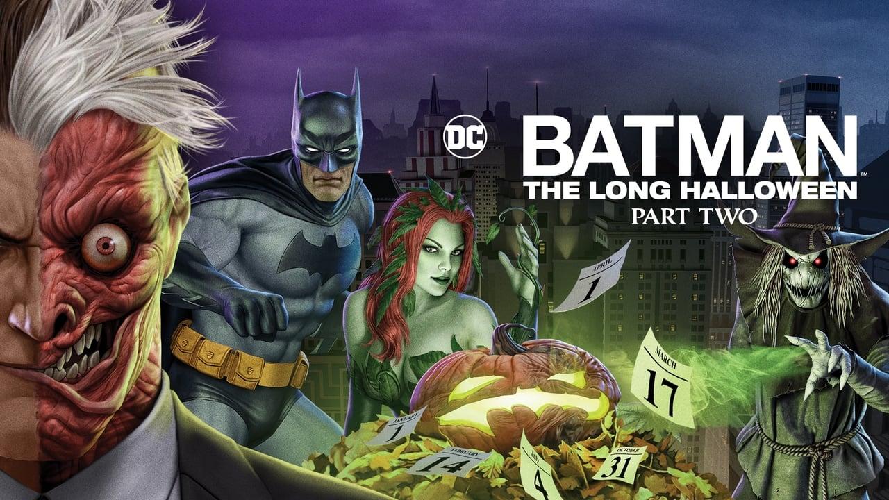 Batman: The Long Halloween, Part Two 1