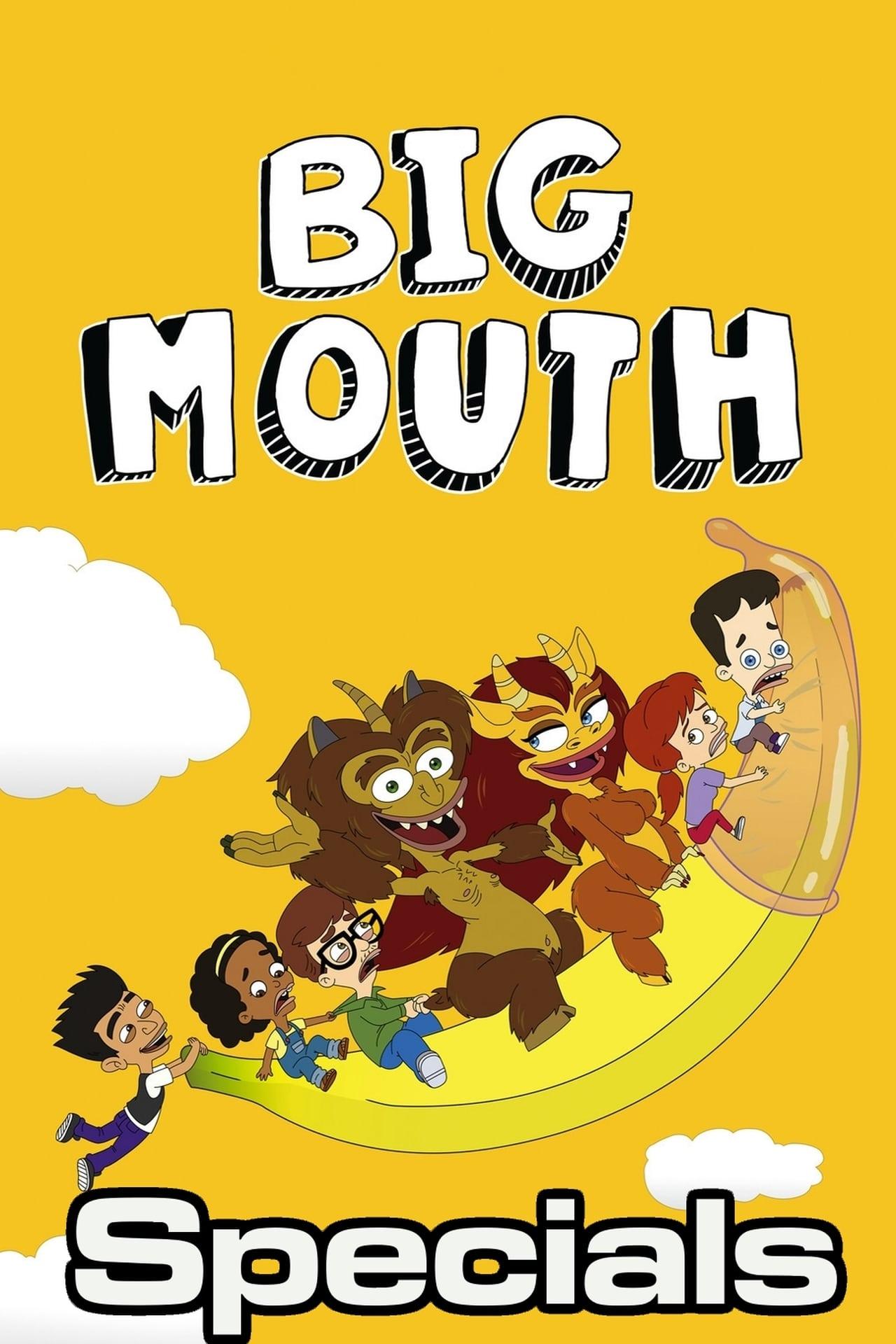 Big Mouth (2019)