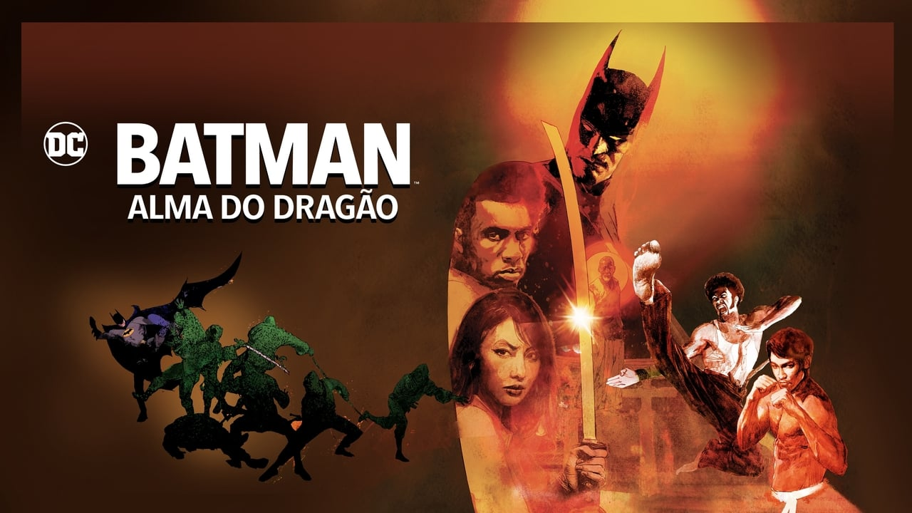 Batman: Soul of the Dragon 1