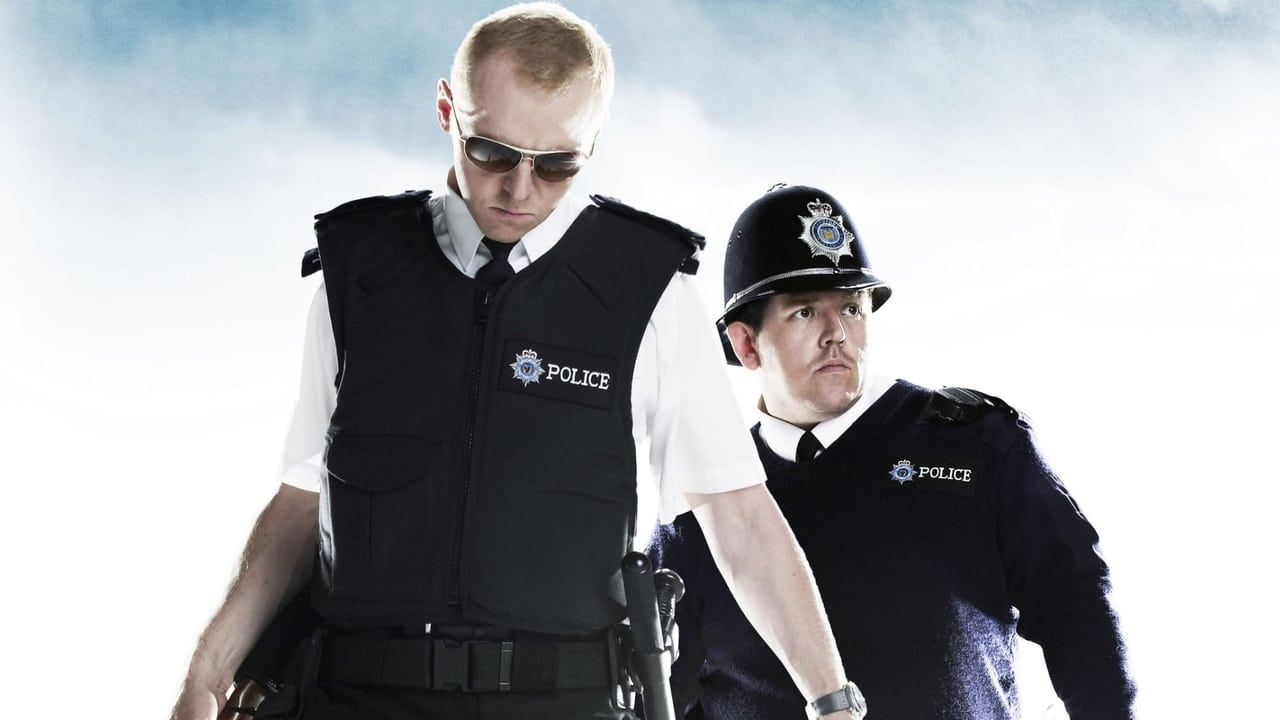 Hot Fuzz BackDrop