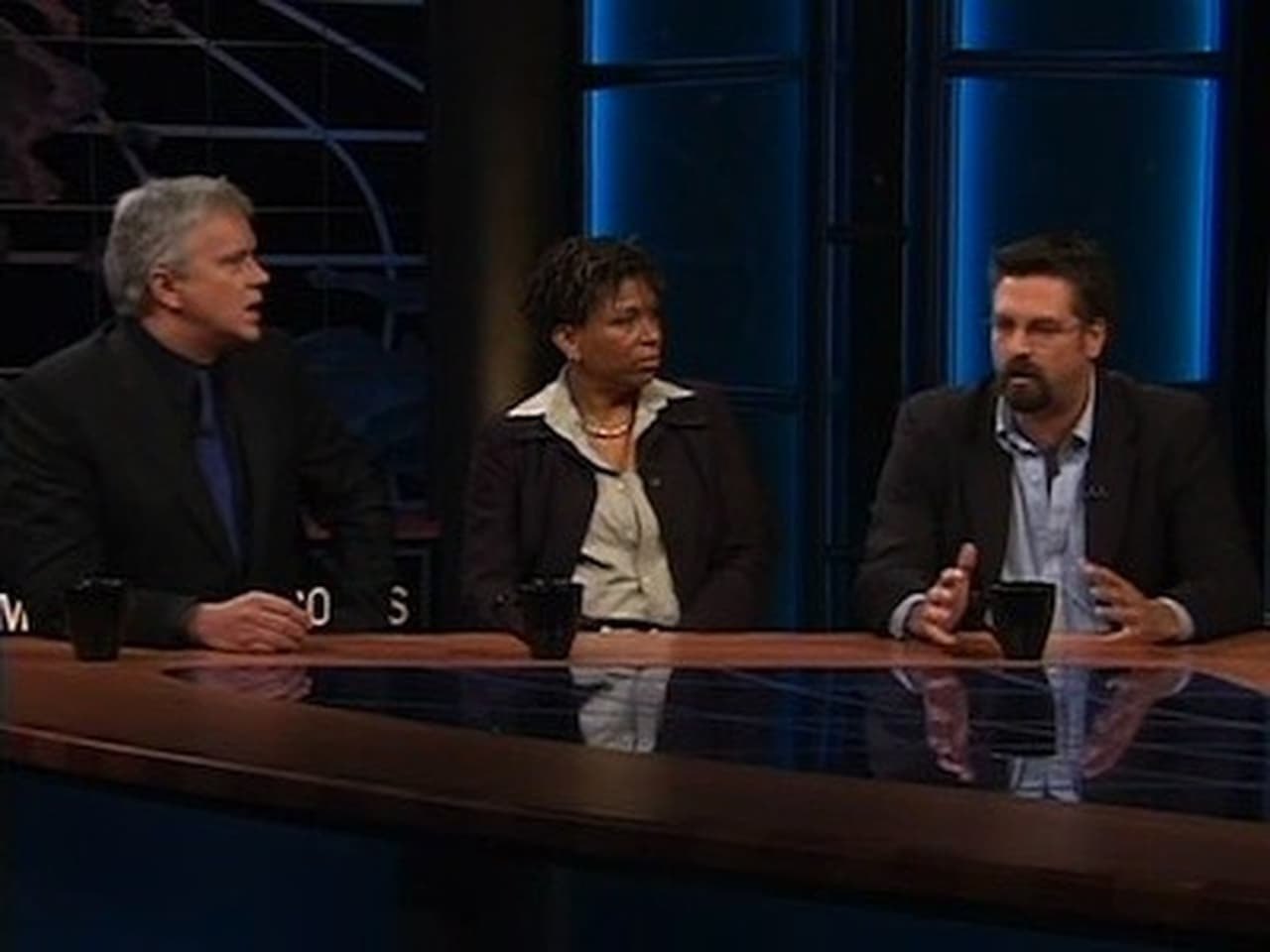 Real Time with Bill Maher - Season 5 Episode 15 : August 24, 2007