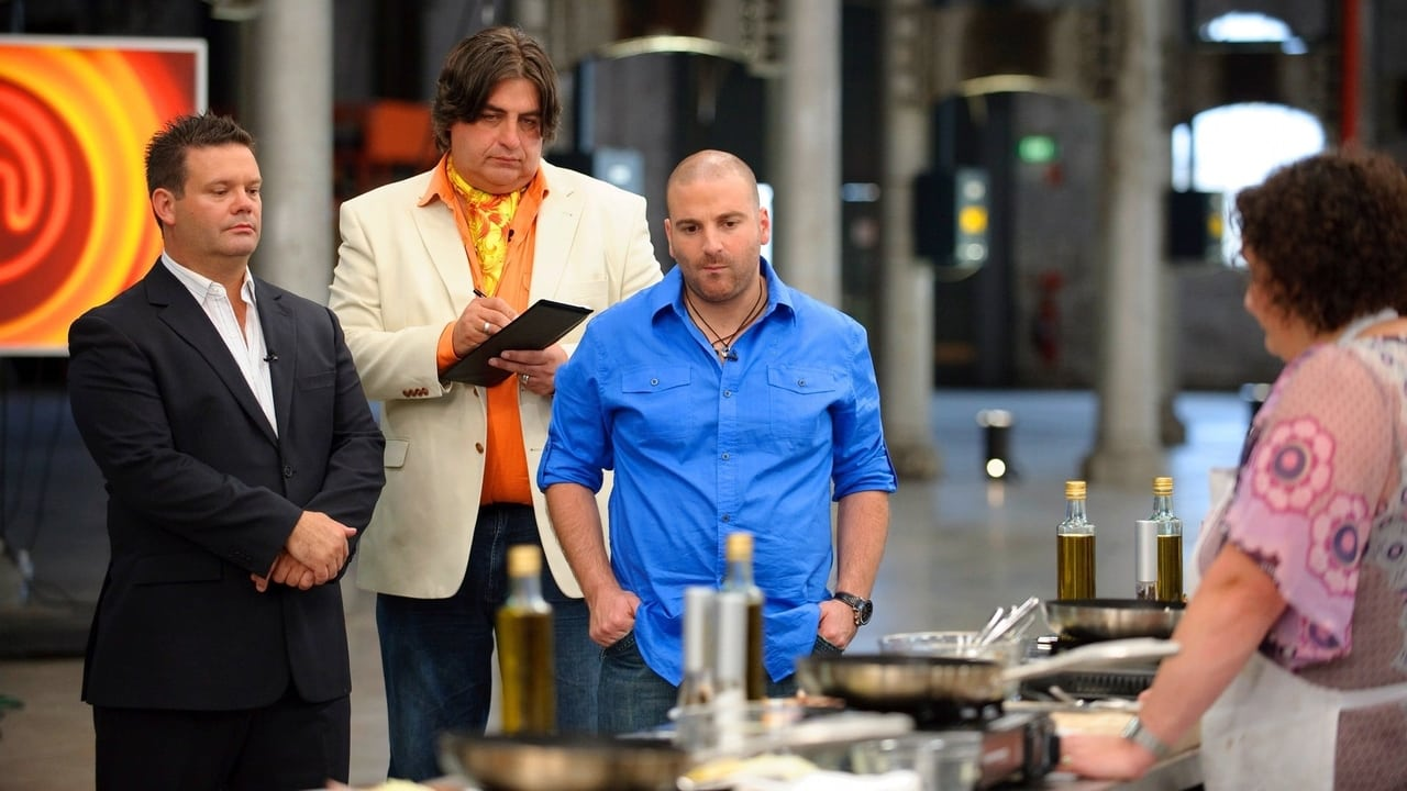 MasterChef Australia - Season 10 Episode 56 : Pressure Test – Finals Week