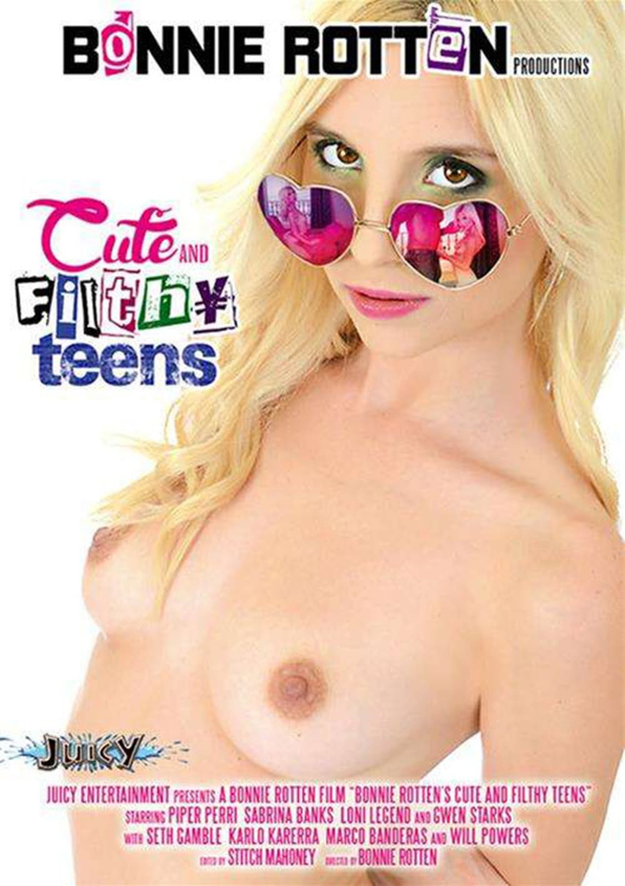 Cute and Filthy Teens