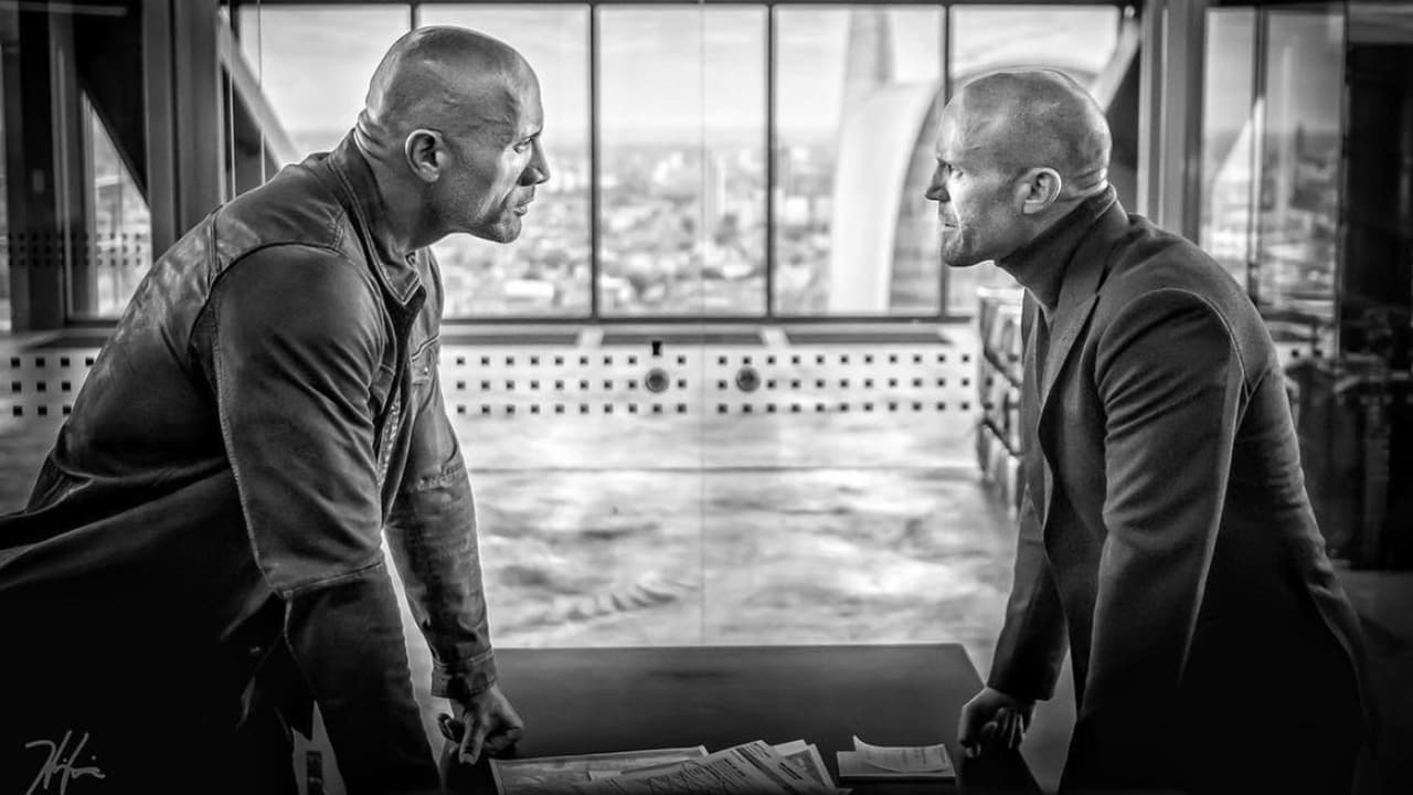Fast & Furious Presents: Hobbs & Shaw 1