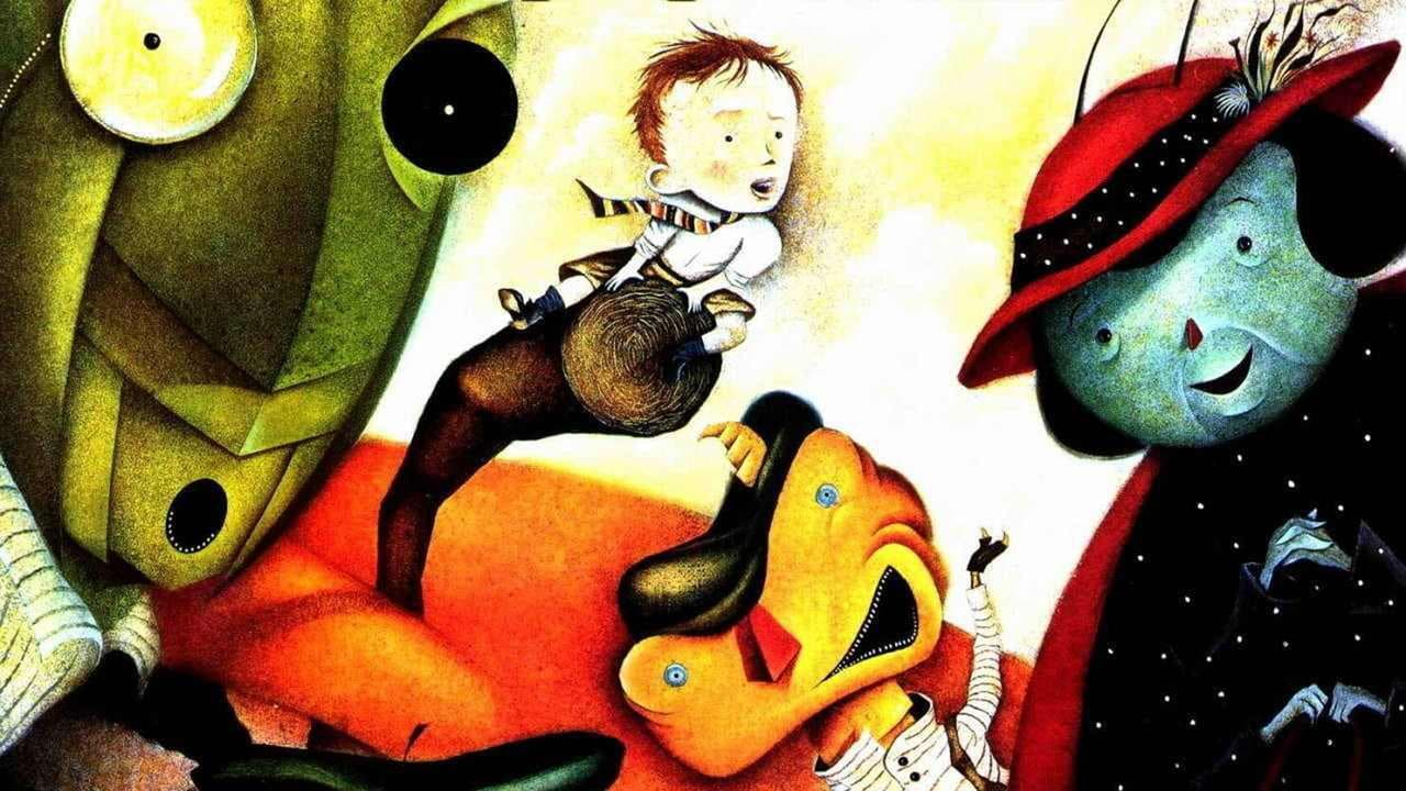 James and the Giant Peach 1