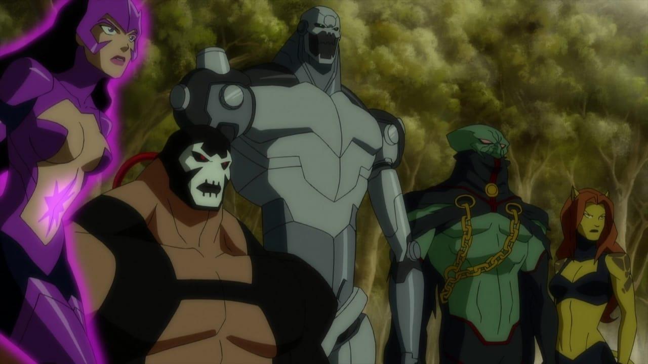 Justice League: Doom 4
