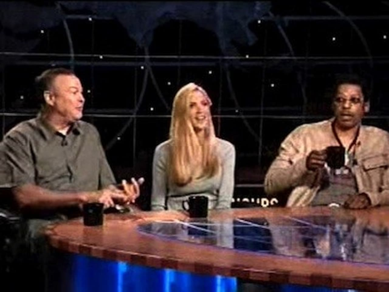 Real Time with Bill Maher - Season 1 Episode 14 : August 15, 2003