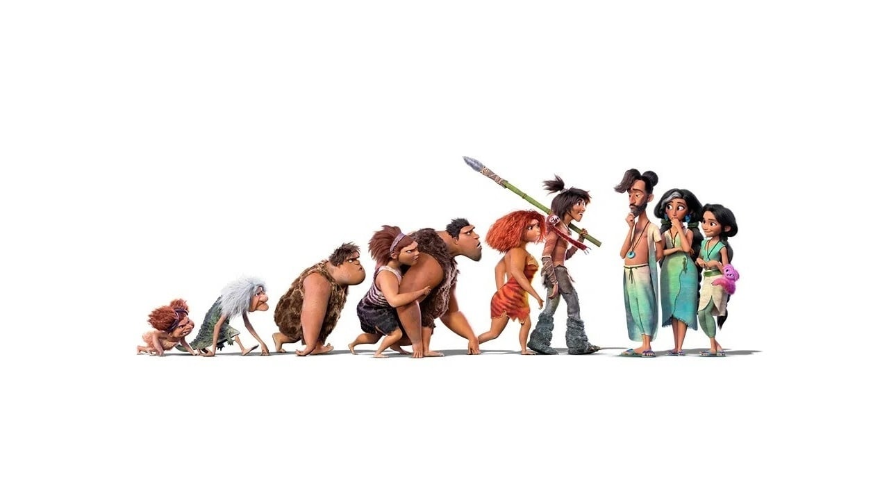 The Croods: A New Age 3