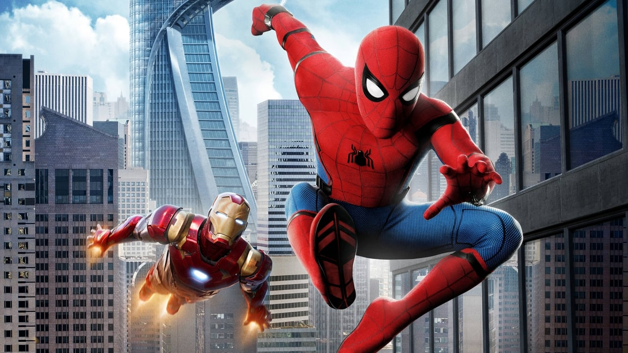 cover-Spider-Man: Homecoming