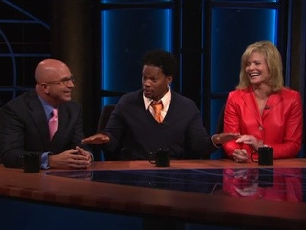 Real Time with Bill Maher - Season 5 Episode 7 : March 30, 2007