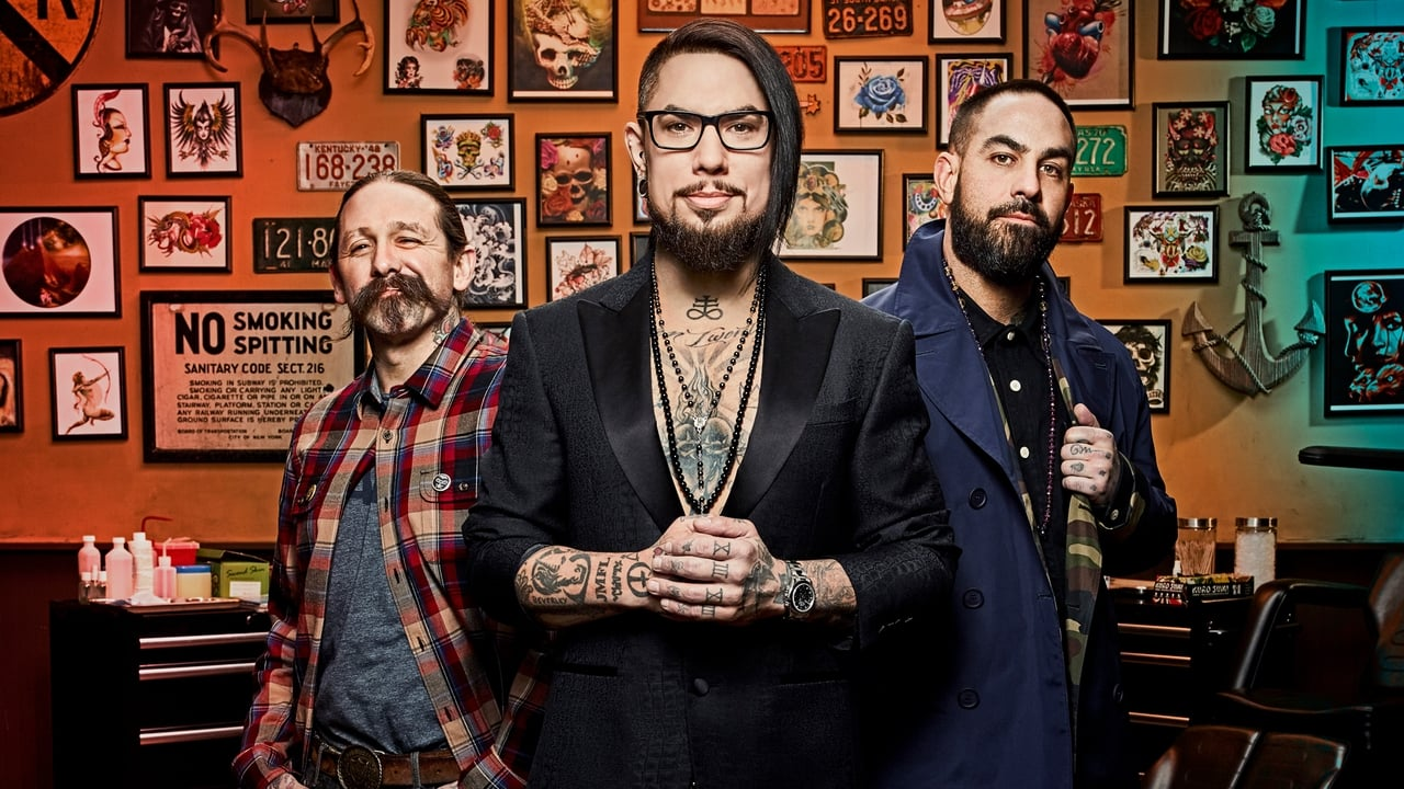 cover-Ink Master