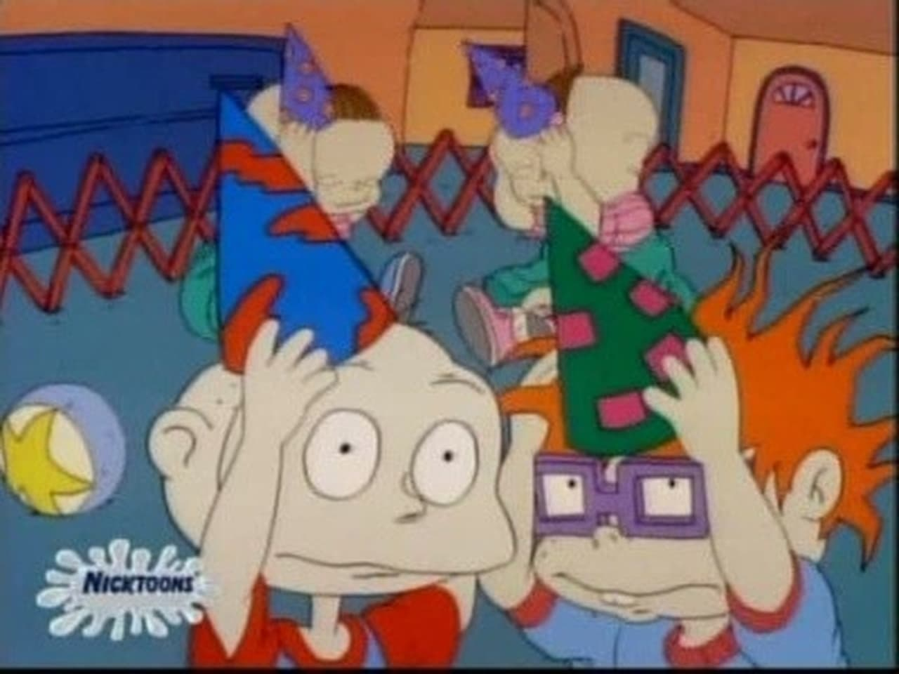Rugrats - Season 1 Episode 1 : Tommy's First Birthday (2003)
