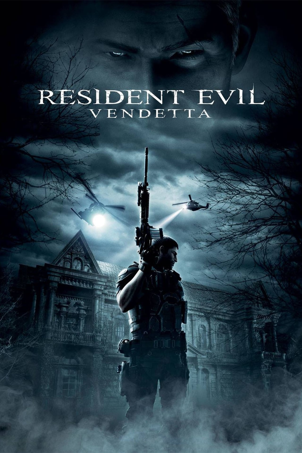 Resident Evil : Vendetta ( 2017 )