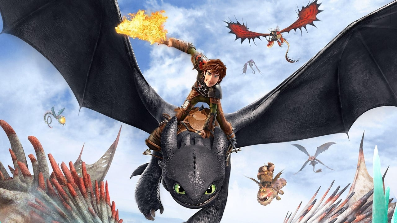 How to Train Your Dragon 2 3