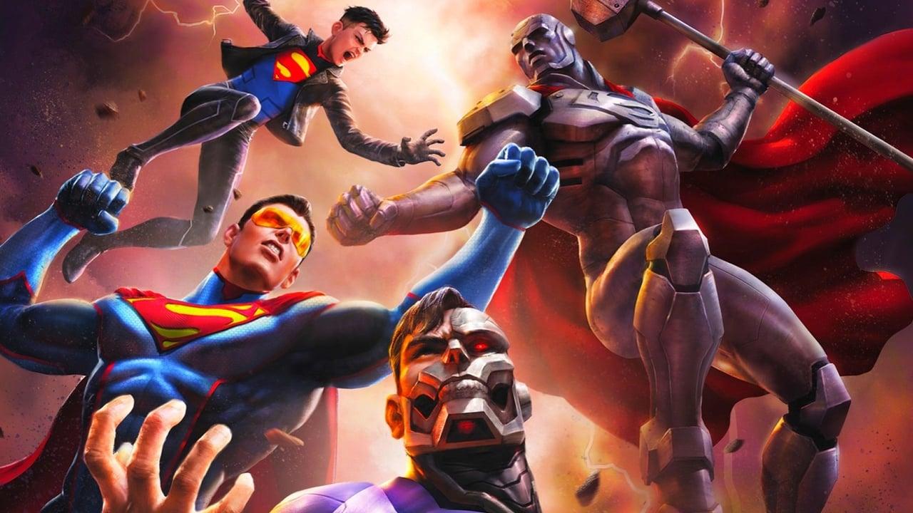 Le Règne des Superman (2019)
