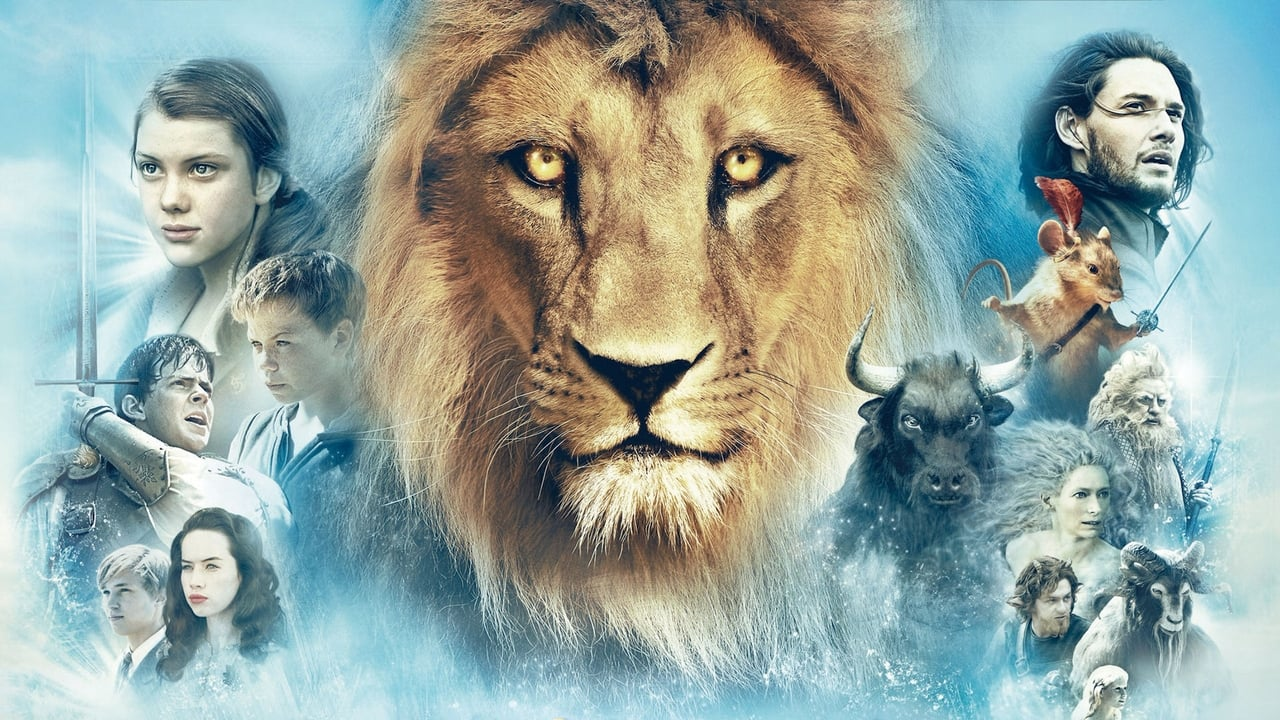 The Chronicles of Narnia: The Voyage of the Dawn Treader 5