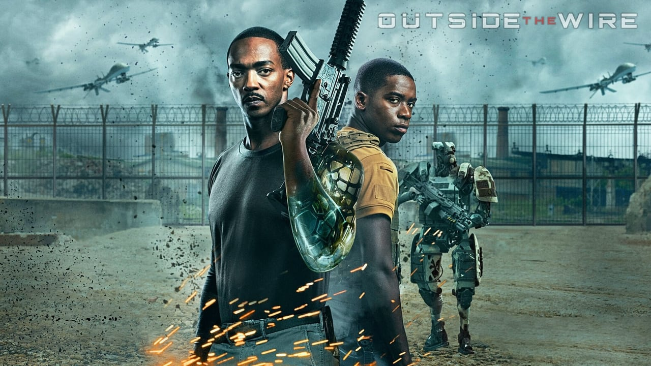 Outside the Wire 4
