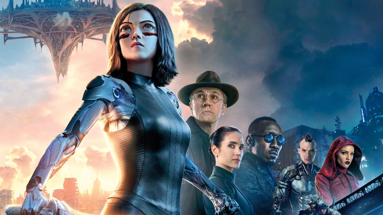 Regardez  Alita : Battle Angel Film en Streaming HD