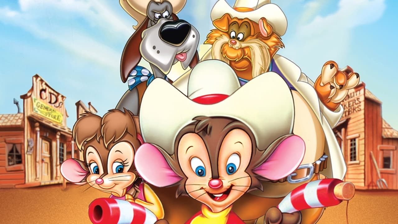 An American Tail: Fievel Goes West 1