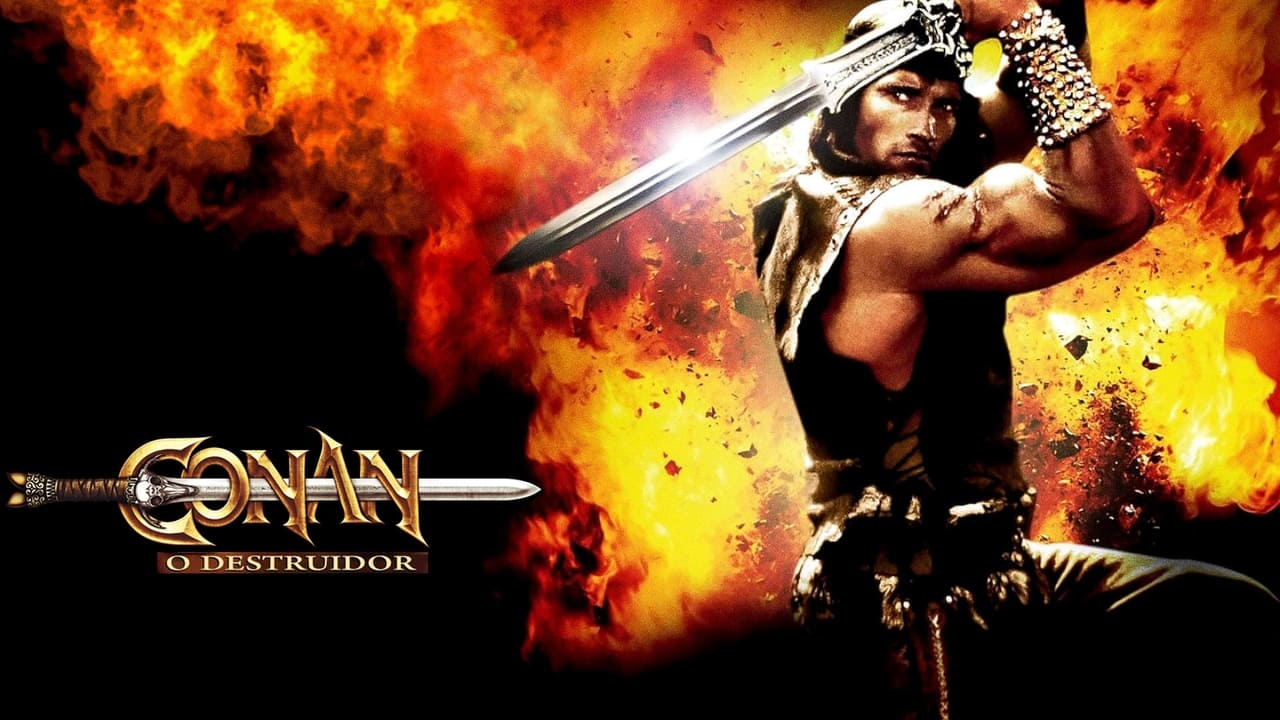 Conan the Destroyer 5