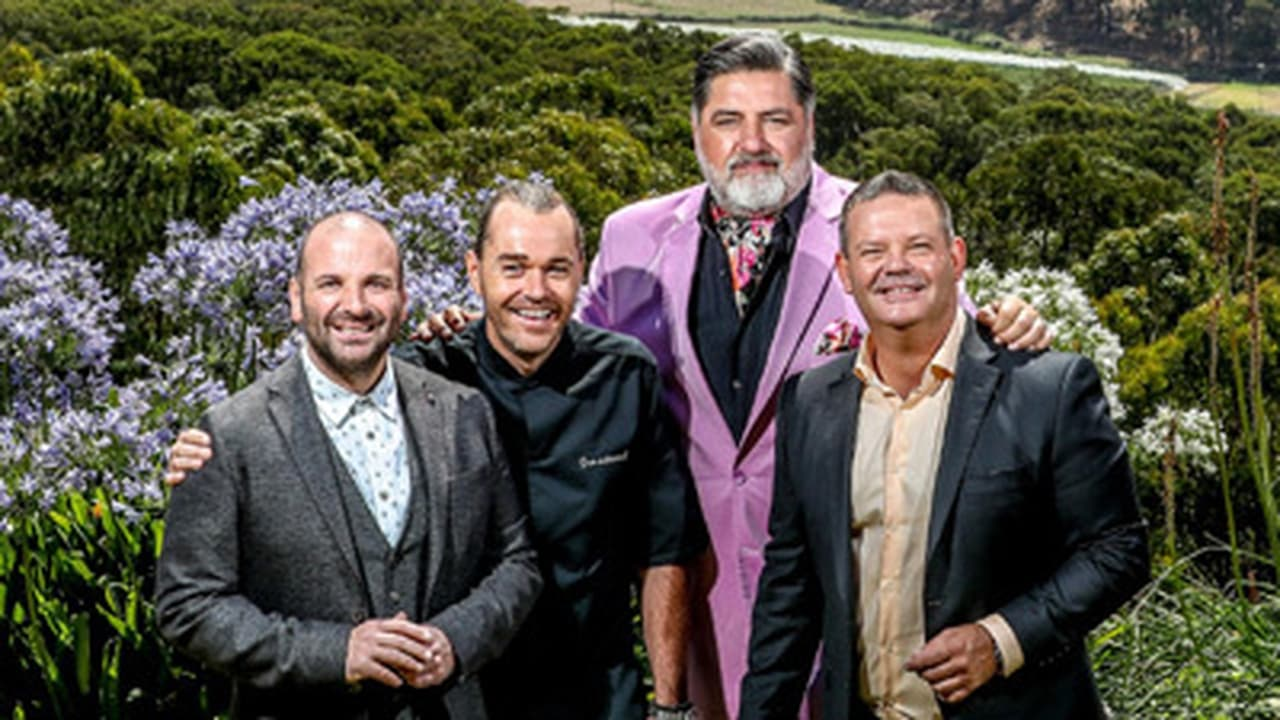 MasterChef Australia - Season 10 Episode 27 : Immunity Challenge - Mt Lofty House