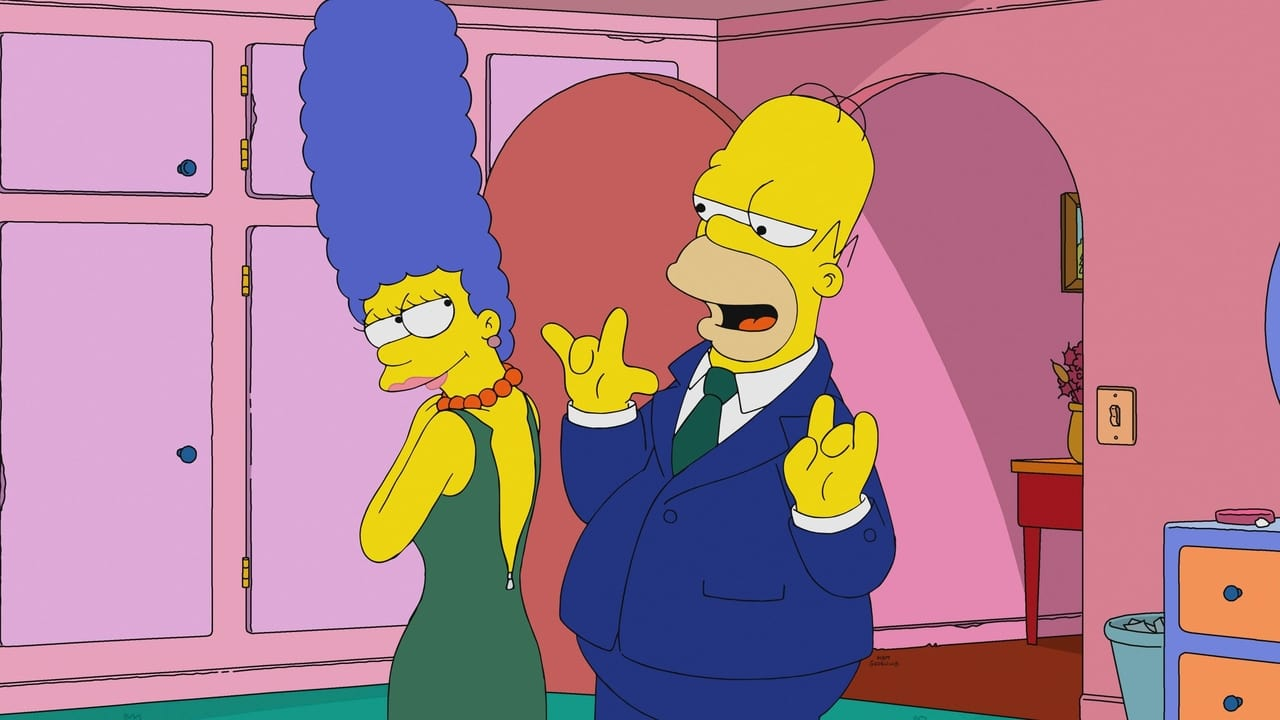The Simpsons - Season 30 Episode 11 : Mad About the Toy