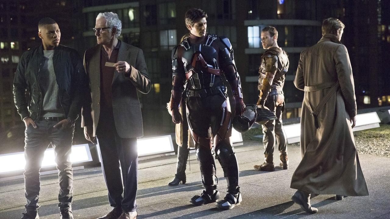 DC's Legends of Tomorrow - Season 1 Episode 1 : Pilot, Part 1 (2020)