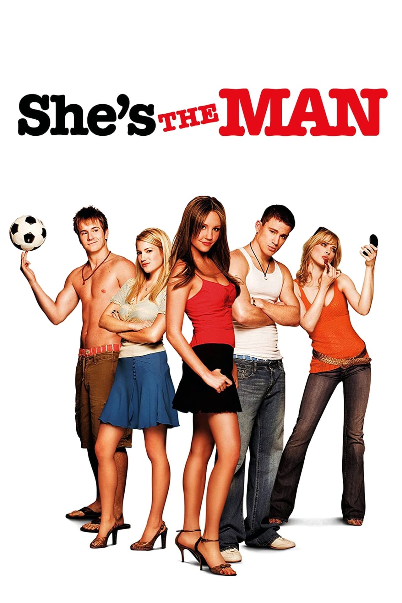 Free Watch Shes the Man (2006) Online Full Movies at