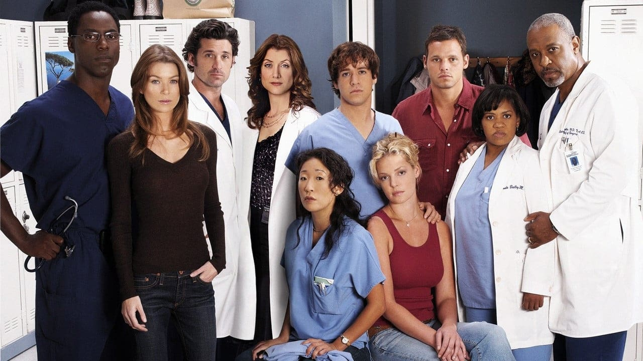 Grey's Anatomy - Season 2 Episode 15 : Break on Through