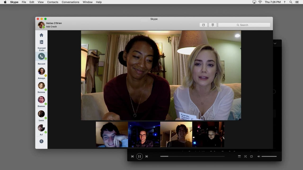 Unfriended Dark Web Full Movie