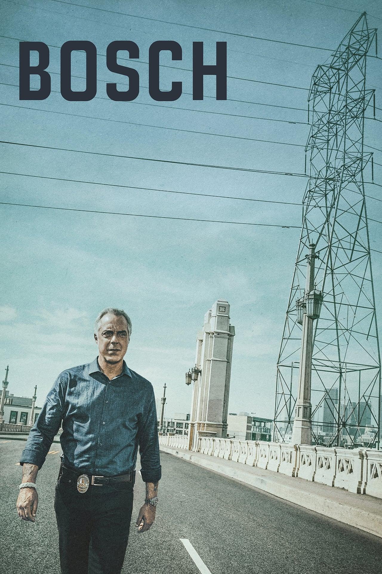 Wer Streamt Bosch Serie Online Schauen