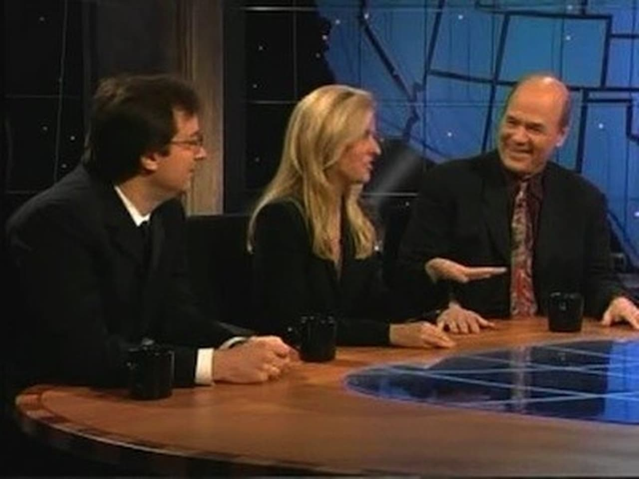 Real Time with Bill Maher - Season 1 Episode 2 : February 28, 2003