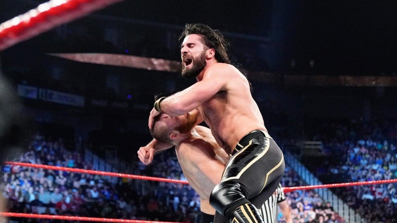 WWE Raw - Season 27 Episode 21 : May 27, 2019 (Kansas City, MO)