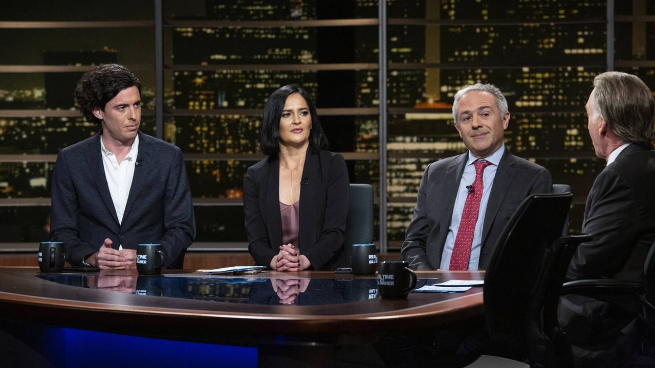 Real Time with Bill Maher - Season 18 Episode 8 : Episode 523