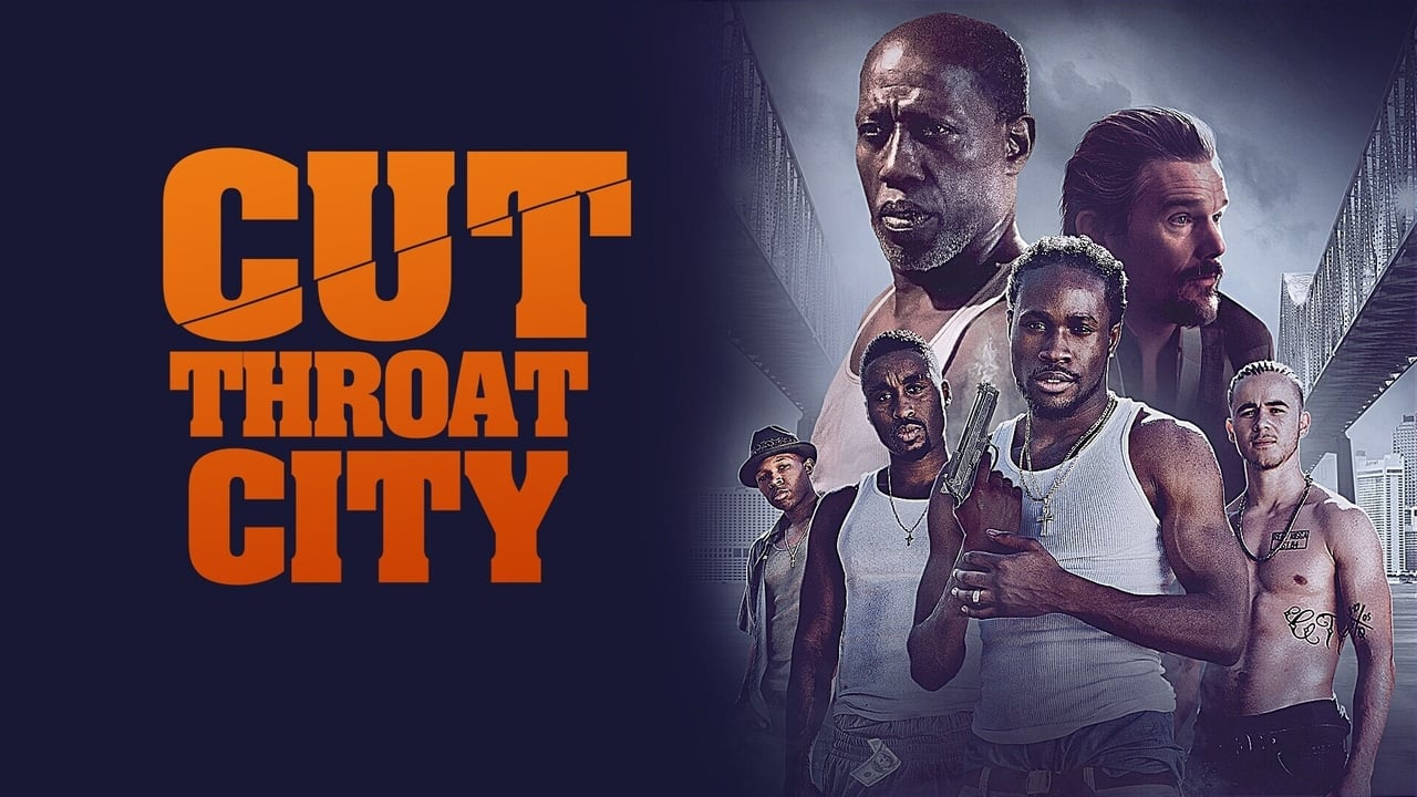 Cut Throat City (2020) Online