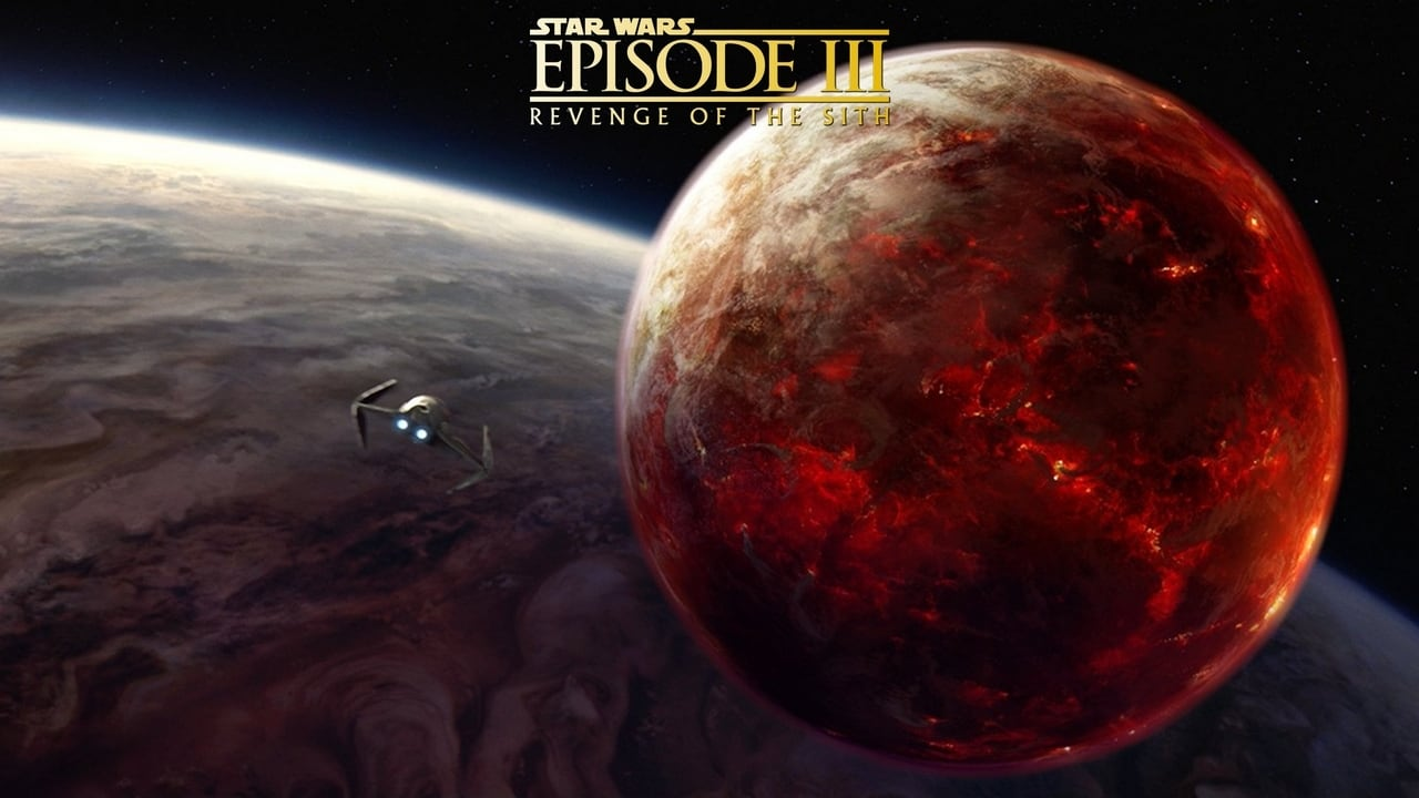 Star Wars: Episode III - Revenge of the Sith backdrop