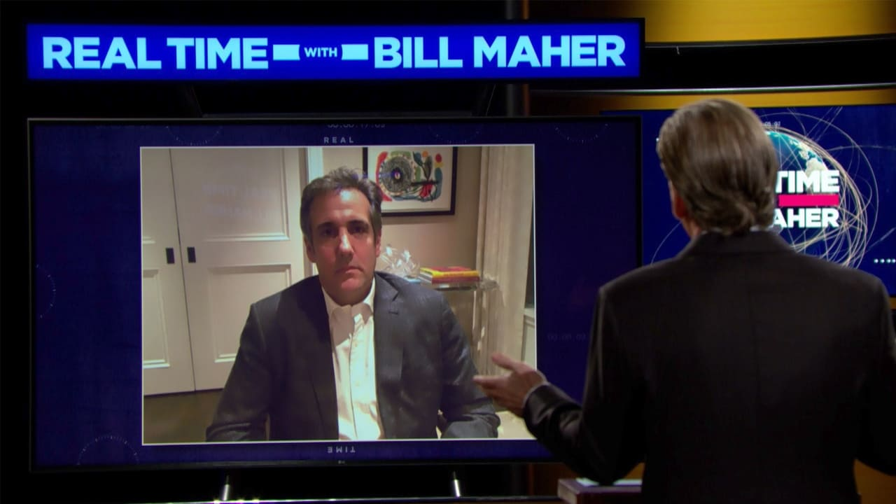 Real Time with Bill Maher - Season 18 Episode 27 : Episode 542