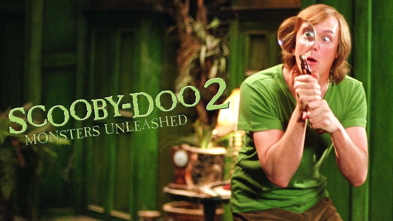 cover-Scooby-Doo 2: Desatado