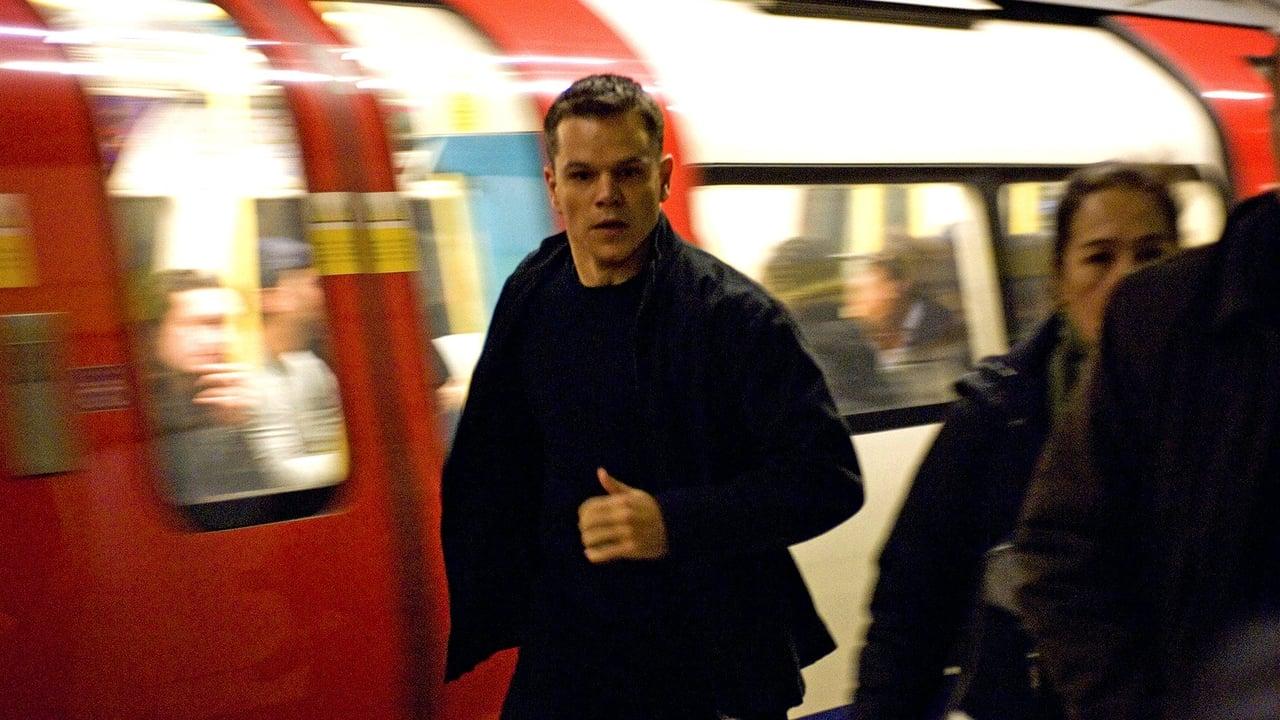 The Bourne Ultimatum 5