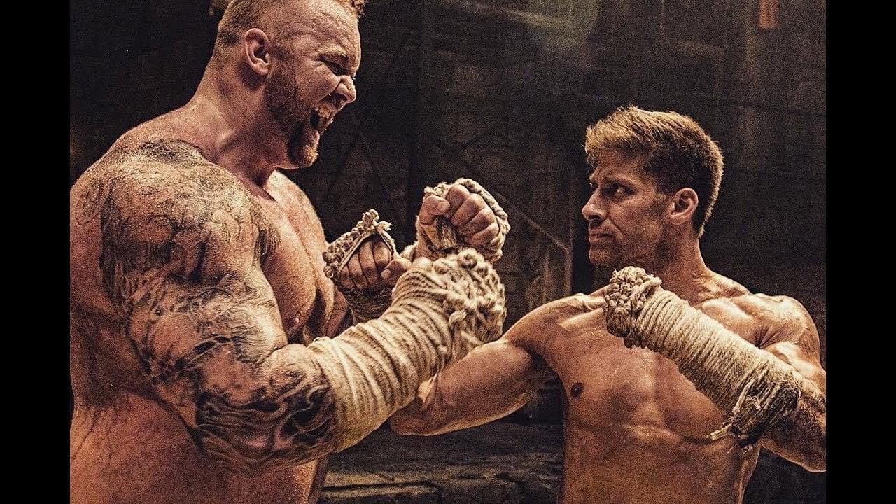 cover-Kickboxer: Contrataque