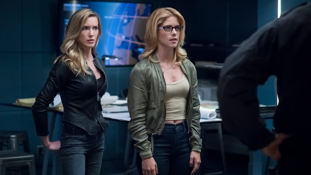 Arrow - Season 7 Episode 6 : Due Process