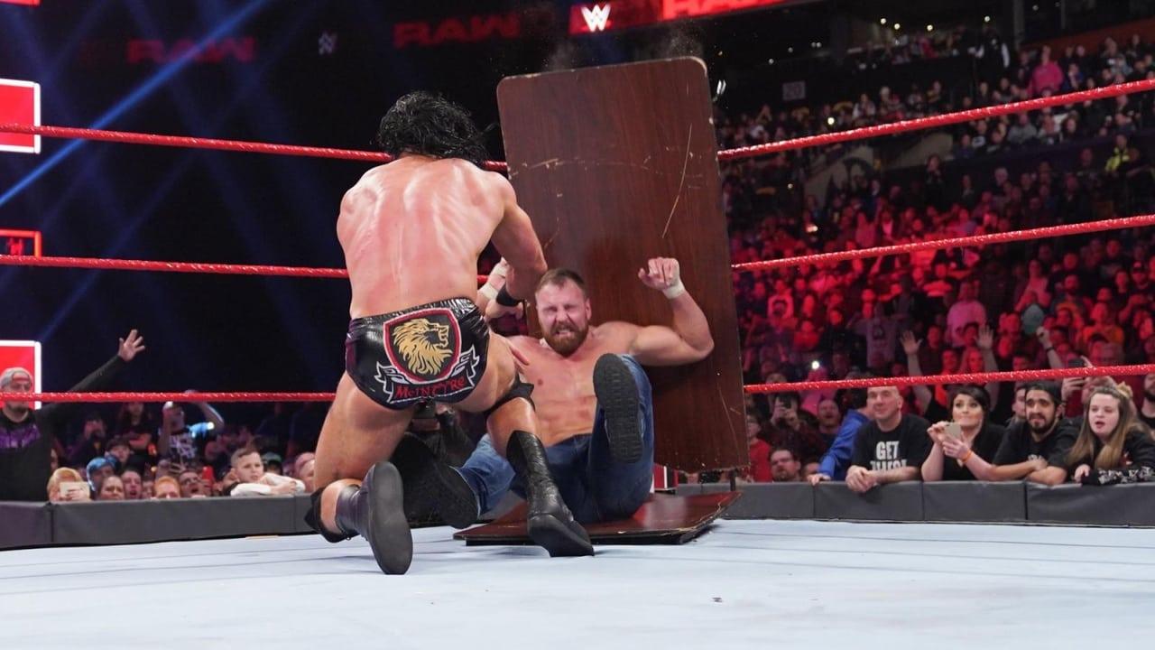 WWE Raw - Season 27 Episode 12 : March 25, 2019 (Boston, MA)